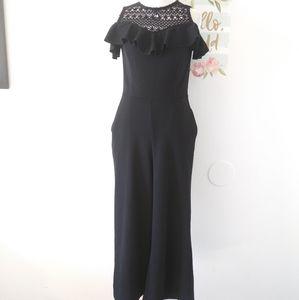 NY & Co off shoulder culotte jumpsuit. Sz. XS
